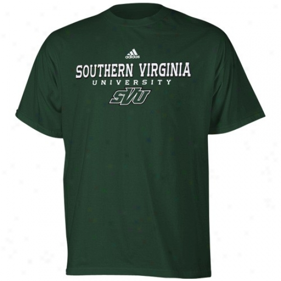 Adidas Southern Virginia Knights Green True Basic T-shirt