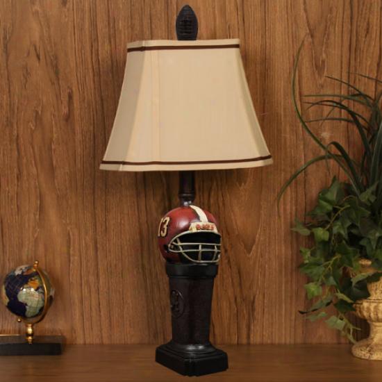 Alabama Crimson Tide 24'' Helmet Lamp