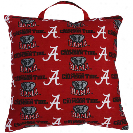 Alabama Crimson Tide Game Day Cushion