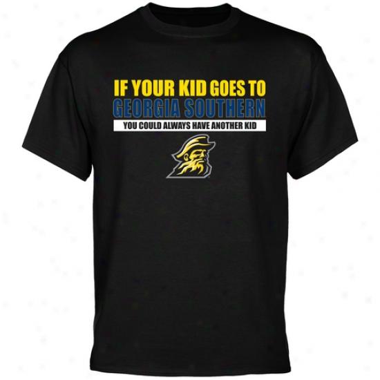 Appalachian State Mountaineera Options T-shirt - Black