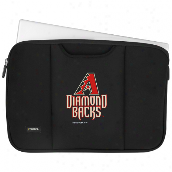 Arizona Diamondbacks Black 13'' Notebook Breathe Sleeve