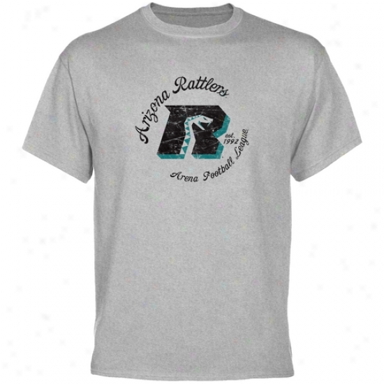 Arizona Rattlers Asn Circle Script T-shirt