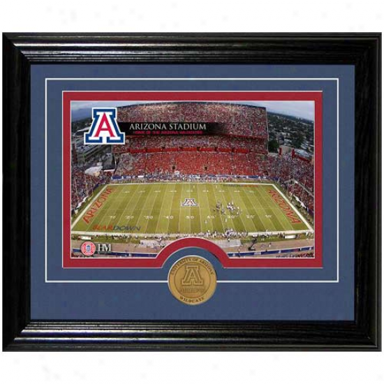 Arizona Wildcats Arizona Stadium Desktop Photomint