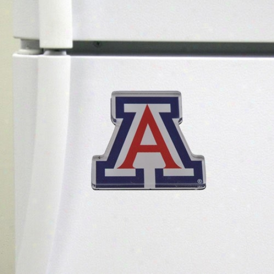 Arizoma Wildcats High-definition Magnet