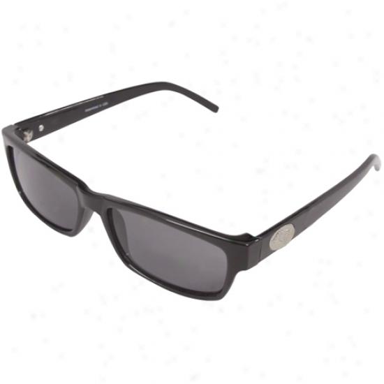 Arkansas Razorbacks Black-gray Cambridge Sunglasses
