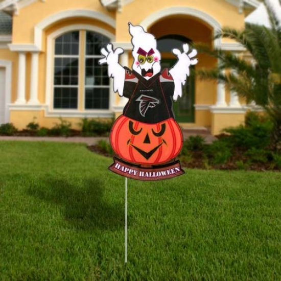 Atlanta Falcons Halloween Light-up Ghost Figurine