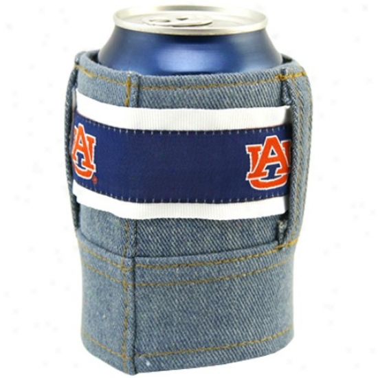 Auburn Tigera Brew Jean Can Coolie