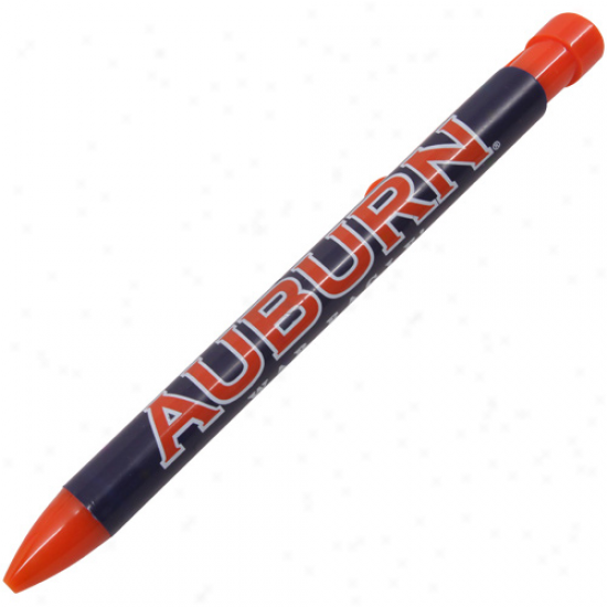 Auburn Tigers Navy Blue Mrssage Pen