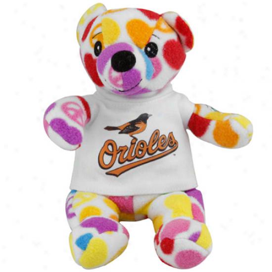 Baltimore Orioles 8'' Plush Hope Bear