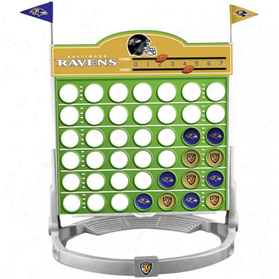 Baltimore Ravens Connect Four