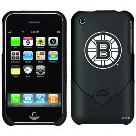 Boston Bruins Black Iphone 3g/3gs Duo Case Case