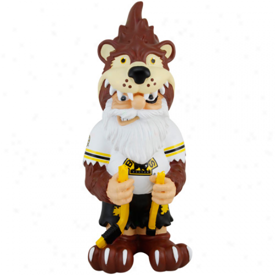 Boston Bruins Team Mascot Gnome
