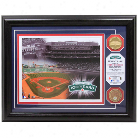 Boston Red Sox Fenway Park 100th Anniversary Stadium Photojint
