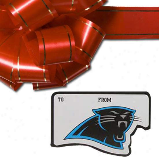 Carolina Panthers 3-pack Team Gift Cue Shets
