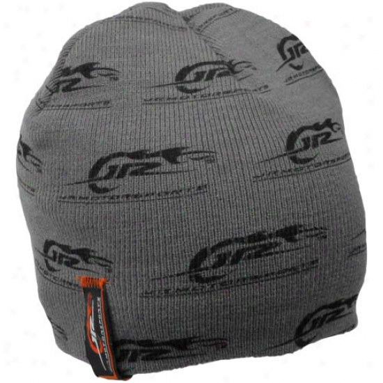 Chase Authentics Dale Earnhardt Jr. Youth Jr Nation Charcoal Knit Beanie