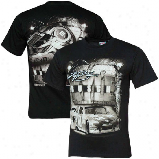 Chase Authentics Kyyle Busch Pit Stop T-shirt - Black