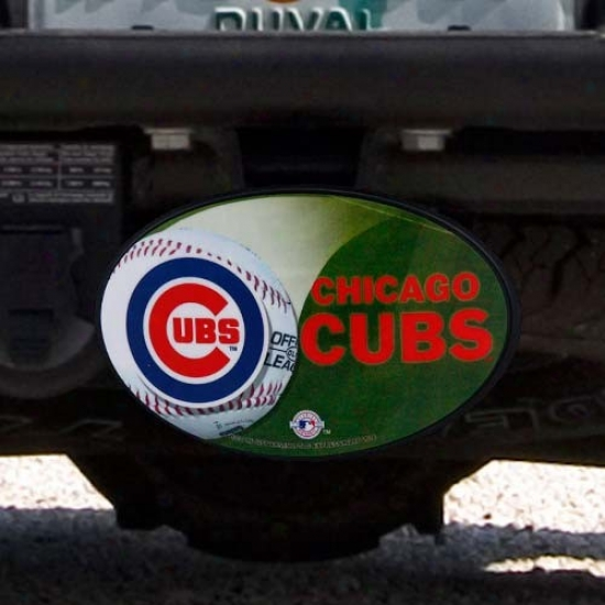 Chicago Cubs 3-in-1 Mavnetic Hitch Coer