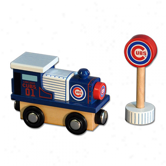 Chicago Cubs All-star Express Train Engine
