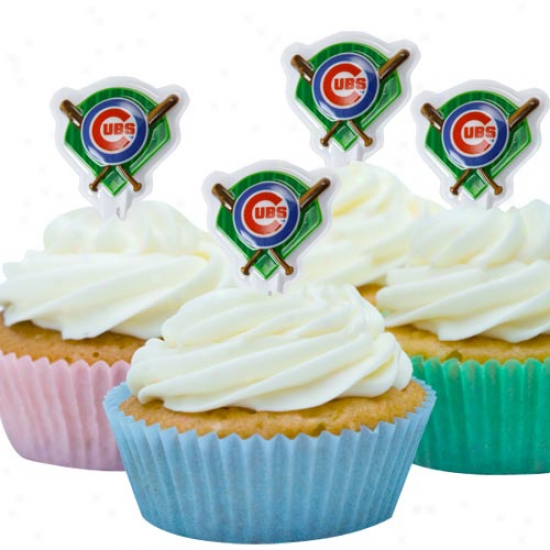 Chicago Cubs Team Logo Party Pics