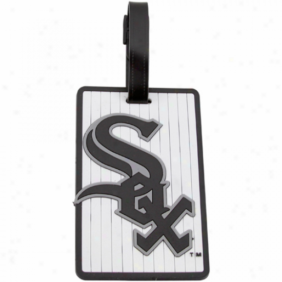 Chicago White Sox Soft Bag Tag