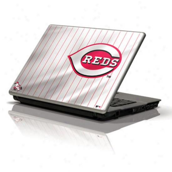 Cincinnati Reds 10'' Netbook Peel