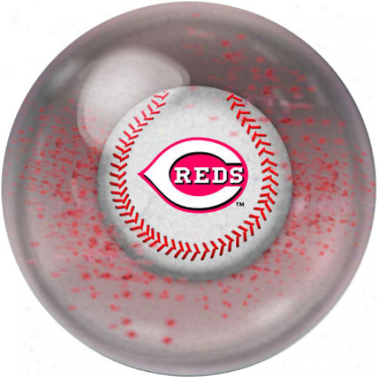 Cincinnati Reds 2.5'' Light-up Bouncy Ball