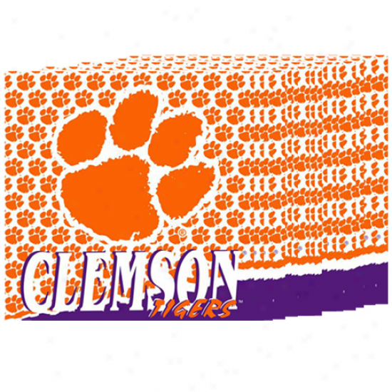 ClemsonT igers 16-pack Team Luncheon Napkins