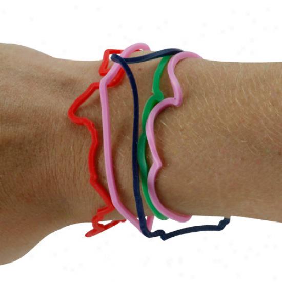 Cleveland Indians Logo Bandz Bracelets