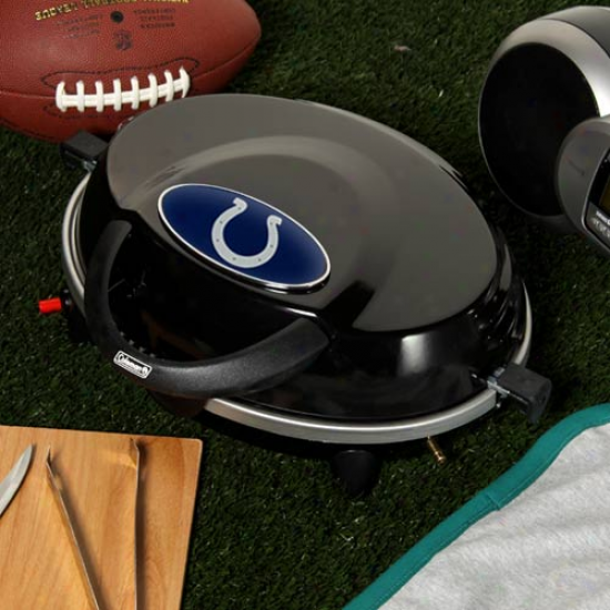 Coleman Indianapolis Colts Insyastart Tailgate Grill