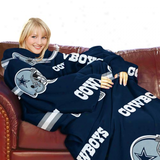 Dallas Cowboys Unisex Comfy Throw