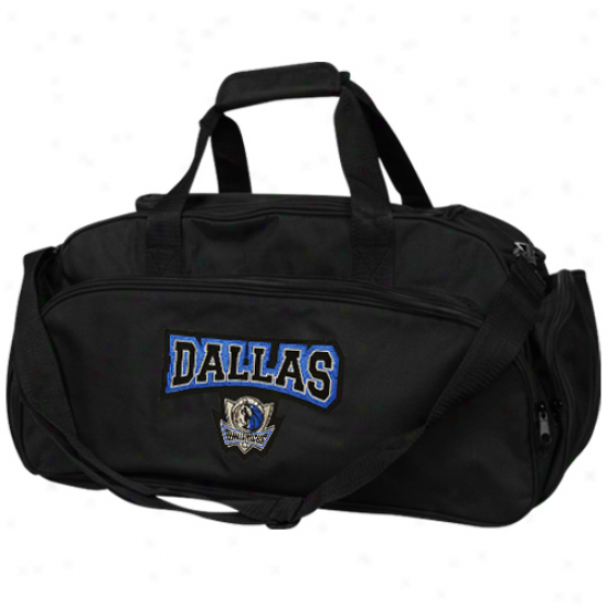 Dallas Mavericks Murky Domestic Duffel Bag