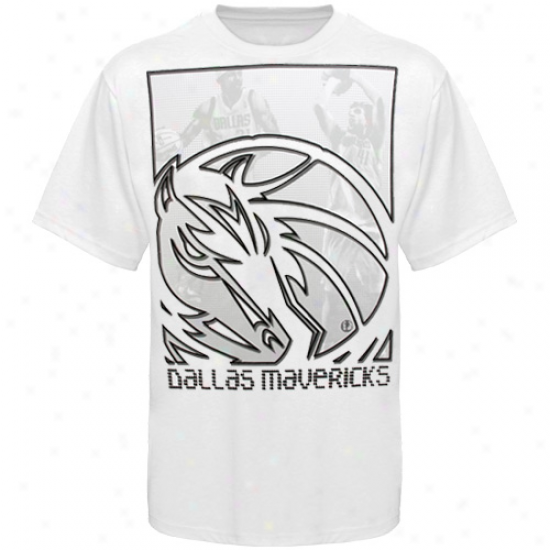 Dallas Mavericks Player Icon Team Stzmp T-shirt - Of a ~ color