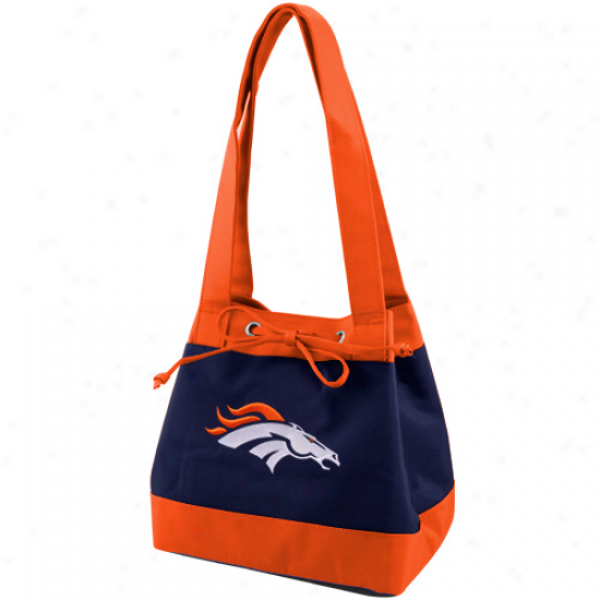 Denver Broncos Insulated Lunch Tote