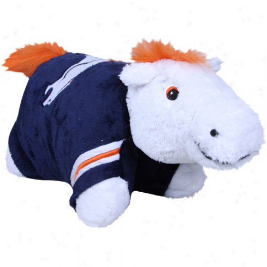 Denver Broncos Mascot Pillow Pet