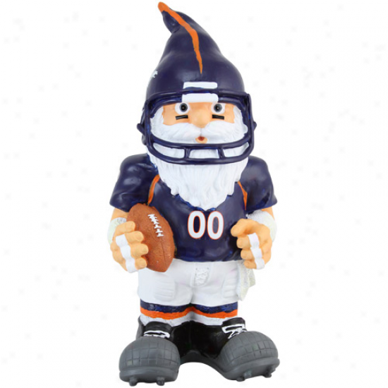 Denver Broncos Team Uniform Gnome
