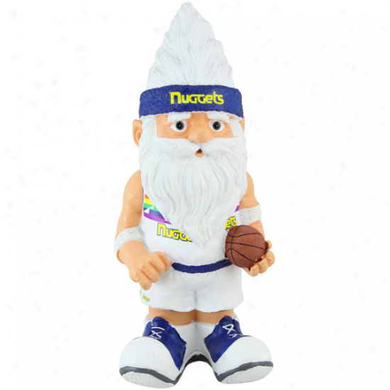 Denver Nuggets Team Uniform Gnome