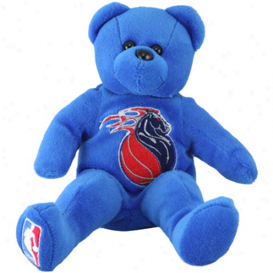 Detroit Pistons 8'' Plush Bear