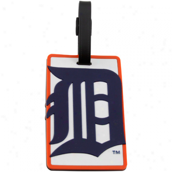 Detroit Tigers Soft Bag Tag