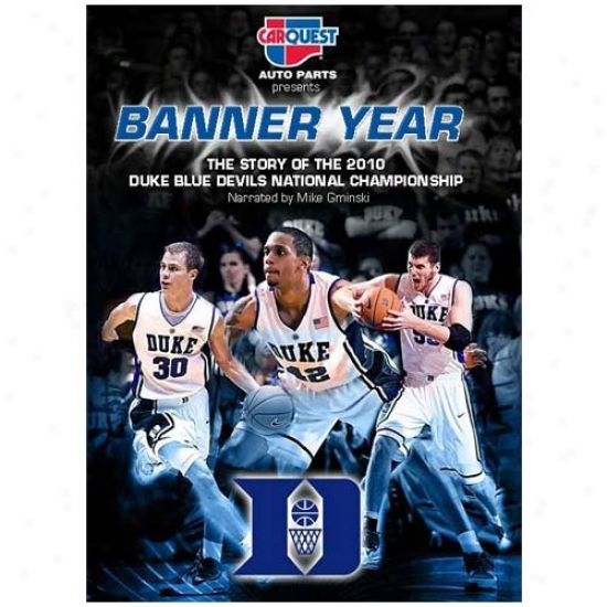 Duke Blue Devils 2010 Ncaa Division I Men's Basketball National Champions Season In Review Dvd
