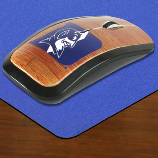 Duke Blue Devils Team Color Wireless Mouse