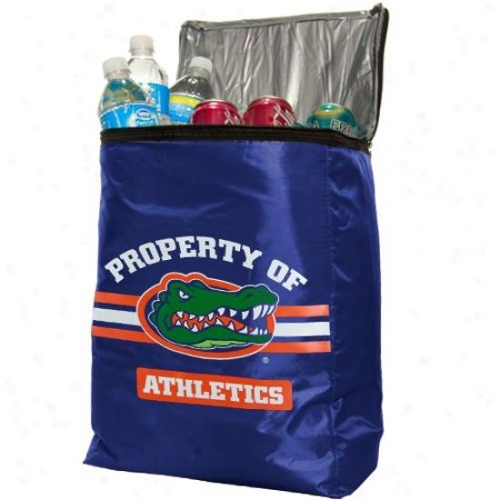 Florida Gators Royal Blue Insulated Cooler Backack