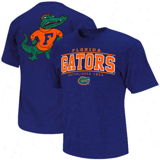 Florida Gators Stinger T-shirt - Roal Blue
