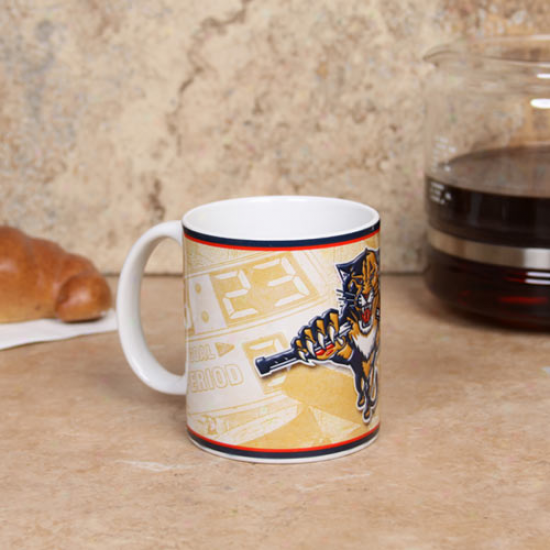 Florida Panthers 11oz. Nostalgic Mug