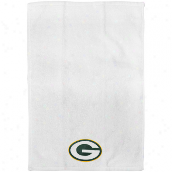 Green Laurel-crown Packers 11'' X 17'' Sports Utility Towel