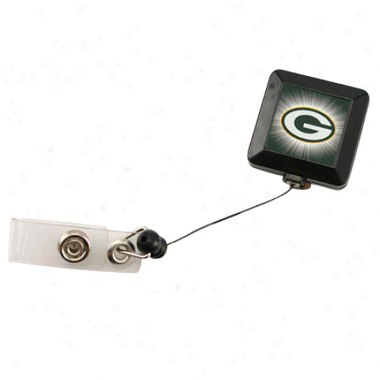 Green Bay Packers Badge Reel