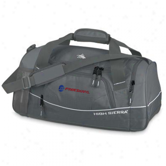 High Sierra U.s. Freeskiing Charcoal U.s. Tea mBubba Duffel Bag