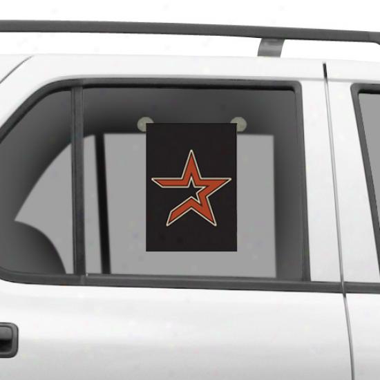 Houston Astros 15'' X 10.5'' Mini Window/garden Flag