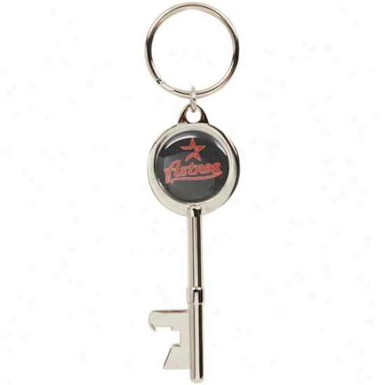 Houston Astros Key Bottle Opener Keychain -