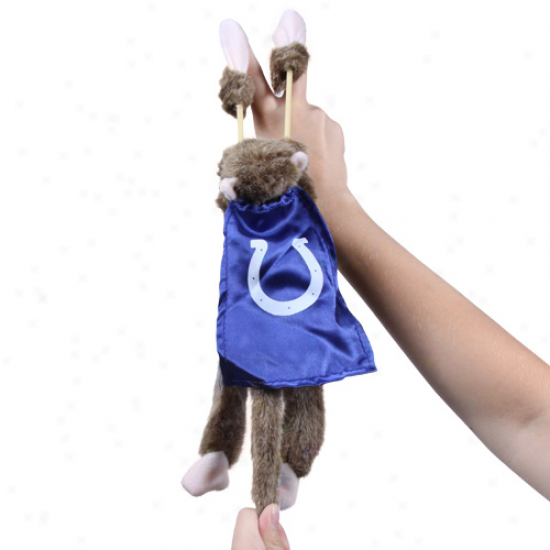 Indianapolis Colts Flying Rally Monkey
