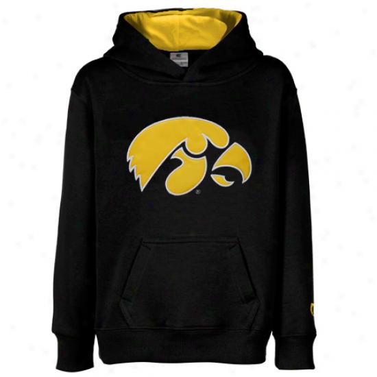 Iowa Hawkeyes Preschool Dismal Automatic Hoody Sweatshirt